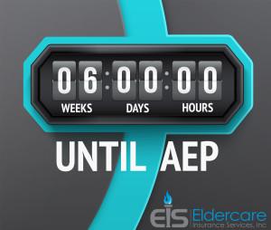 AEP countdown